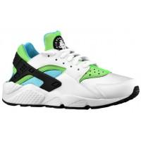 Nike Air Huarache Damensneaker Weiß/Deutlichwater/Blitzen Hellgrün