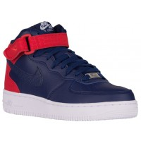 Nike Air Force 1 '07 Mid Loyal Blau Damen Basketball