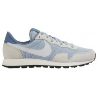 Damen Nike Air Pegasus 83 Blau Grau/Rein Platin/Ozean Fog/Frühling Blatt Turnschuhe