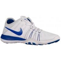 Nike Free Tr 6 Weiß/Game Royal/Rein Platin Damen Laufschuh