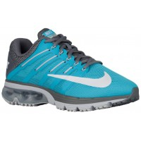 Nike Air Max Excellerate 4 Damen Running Schuhe Gamma Blau/Weiß/Rein Platin/Deutlich Grau