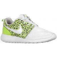 Nike Roshe One Premium Damen Sportschuhe Weiß/Ghost Grün