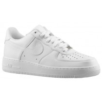 Nike Air Force 1 Low Herren Basketball Weiß