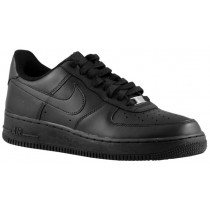 Herren Nike Air Force 1 Low Schwarz Athletic Shoes