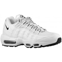 Nike Air Max 95 Weiß/Schwarz Herren Sneakers