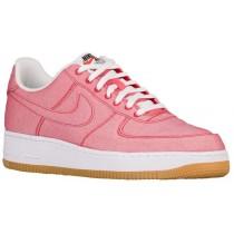 Nike Air Force 1 Lv8 Herren Basketball Rot/Hellbraun
