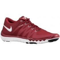 Nike Free Trainer 5.0 V6 Herrensneake Team Crimson/Weiß/Schwarz
