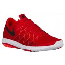 Nike Flex Fury 2 Herren Schuhschaft University Rot/Schwarz/Gesamt Crimson/Weiß
