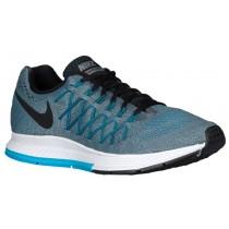 Nike Air Zoom Pegasus 32 Cool Grau/Blau Lagoon/Schwarz Herren Schuhschaft