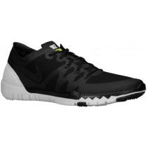 Nike Free Trainer 3.0 V3 Schwarz/Weiß Herren Fußballschuhe