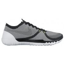 Nike Free Trainer 3.0 V4 Schwarz/Weiß Herren Laufschuhe