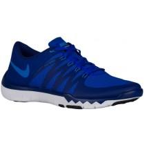 Herren Nike Free Trainer 5.0 V6 Dunkel Royal Blau/Rennfahrer Blau/Schwarz/Foto Blau Sneakersnstuff
