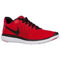 Nike Flex Rn 2016 Herren Running Schuhe University Rot/Weiß/Schwarz