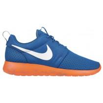 Nike Roshe One Herren Schuhschaft Militär Blau/Farbig Blau/Gesamt Orange/Weiß