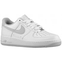 Nike Air Force 1 Low Weiß/Rein Platin Herren Sneaker