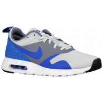 Nike Air Max Tavas Herren Sneakers Rein Platin/Cool Grau/Game Royal