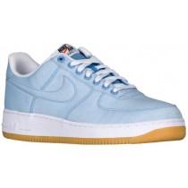 Nike Air Force 1 Lv8 Herren Sneaker Blau-Weiß