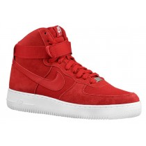 Nike Air Force 1 High Gym Rot/Weiß Herren Trainers