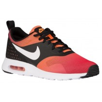 Nike Air Max Tavas Schwarz/Hell Mandarin/University Rot/Weiß Sports