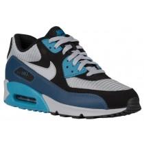 Nike Air Max 90 Essential Herrenschuh Geschwader Blau/Wolf Grau/Schwarz/Stratus Blau