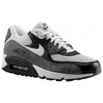 Nike Air Max 90 Essential Herren Turnschuhe Grau Mist/Schwarz/Dunkel Grau/Weiß