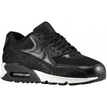 Nike Air Max 90 Patent Leather Schwarz/Sea Glass Herrensneake