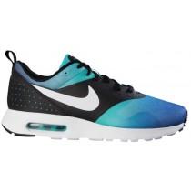 Herren Nike Air Max Tavas Schwarz/Licht Retro/Game Royal/Weiß Running Schuhe