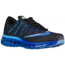 Nike Air Max 2016 Herren Running Schuhe Schwarz/Dunkel Royal Blau/Hyper Blau/Mehrfarbig