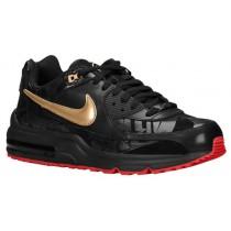 Nike Air Max Wright N7 Schwarz/University Rot/Dunkel Türkis/Metallic Gold Herren Sports