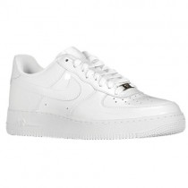Nike Air Force 1 Low Patent Leather Weiß Herren Athletic