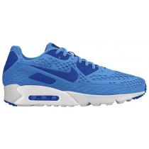 Nike Air Max 90 Ultra Licht Foto Blau/Horizon/Weiß/Game Royal Herren Sneakers