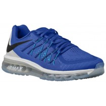 Herren Nike Air Max 2015 Game Royal/Weiß/Blau Lagoon/Schwarz Sneakers