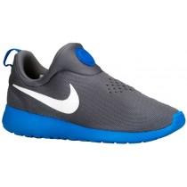 Nike Roshe One Slip On Dunkel Grau/Foto Blau/Game Royal/Weiß Herren Laufschuhe