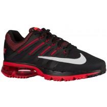 Nike Air Max Excellerate 4 Schwarz/University Rot/Hell Crimson/Weiß Herren Running Schuhe