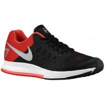 Nike Air Pegasus 31 N7 Herren Running Schuhe Schwarz/University Rot/Hyper Punch/Metallic Silber