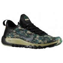 Nike Free Trainer 5.0 Camo Herren Runningschuh Grün Militär