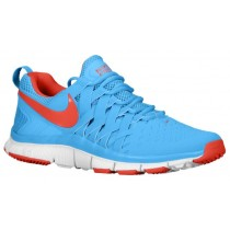 Nike Free Trainer 5.0 Weave Farbig Blau/Weiß/Lt Crimson Herrensneake