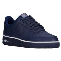 Nike Air Force 1 Low Herren Athletic Shoes Loyal Blau/Weiß