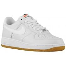 Nike Air Force 1 Lv8 Weiß/Braun Herren Sneaker