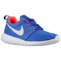 Nike Roshe One Hyper Kobalt/Hyper Punch/Weiß Herren Sneakers
