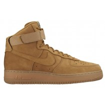 Nike Air Force 1 High Lv8 Herren Sneaker Flax/Grün