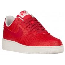 Nike Air Force 1 Lv8 Herren Basketball Rot-Weiß