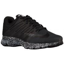 Herren Nike Air Max Excellerate 4 Premium Schwarz/Weiß Running Schuhe