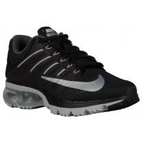 Herren Nike Air Max Excellerate 4 Schwarz/Dunkel Grau/Weiß Sneakers
