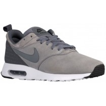 Nike Air Max Tavas Leather Cool Grau/Dunkel Grau/Weiß Herrenschuh