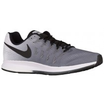 Nike Air Zoom Pegasus 33 Dunkel Grau/Weiß/Schwarz Herren Running Schuhe