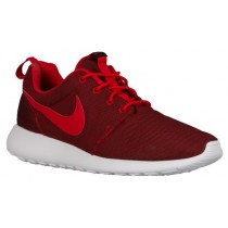 Herren Nike Roshe One Premium University Rot/Schwarz Laufschuhe