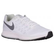 Nike Air Zoom Pegasus 33 Weiß/Rein Platin/Schwarz/Cool Grau Herren Laufschuhe