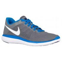 Nike Flex Rn 2016 Herren Running Schuhe Cool Grau/Royal Blau/Foto Blau/Weiß
