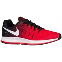 Nike Air Zoom Pegasus 33 University Rot/Schwarz/Hell Crimson/Weiß Herren Laufschuh